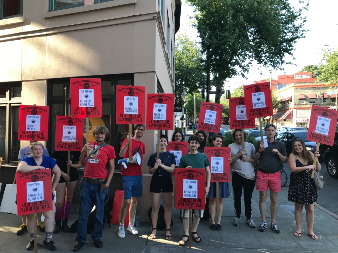 seattle gci strike